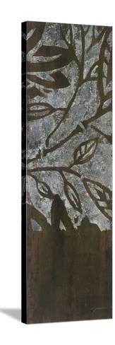 Rainforest I-Liz Jardine-Stretched Canvas Print
