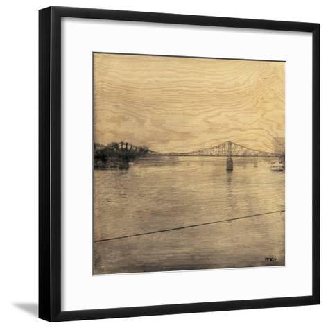 Frankfurt IV-Casey Mckee-Framed Art Print
