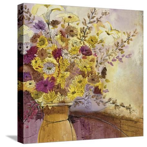Fandango I-Jill Martin-Stretched Canvas Print