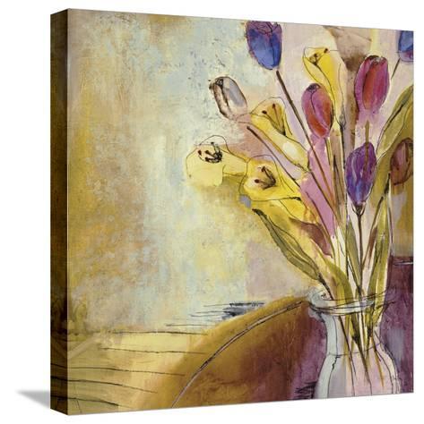 Fandango II-Jill Martin-Stretched Canvas Print