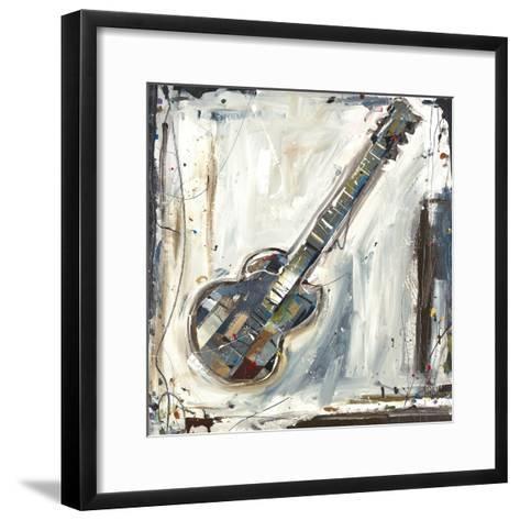 Imprint Guitar-Kelsey Hochstatter-Framed Art Print
