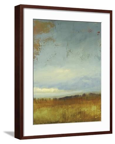 Summertime Vista-Lisa Ridgers-Framed Art Print