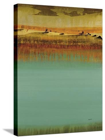 Dwell II-Sarah Stockstill-Stretched Canvas Print