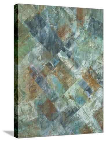 Troubled Sky-Hilario Gutierrez-Stretched Canvas Print