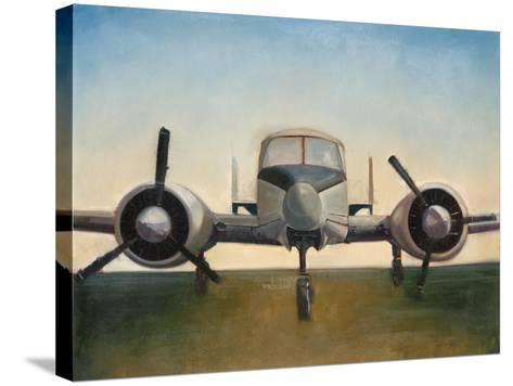 Airplane-Joseph Cates-Stretched Canvas Print