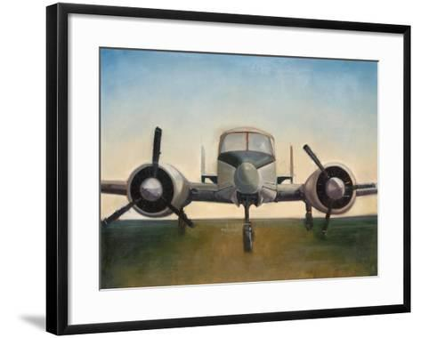 Airplane-Joseph Cates-Framed Art Print