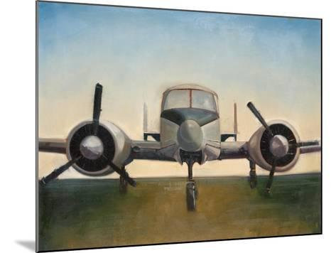 Airplane-Joseph Cates-Mounted Art Print