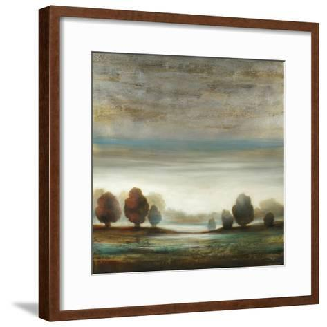 Warm Horizon-Pablo Rojero-Framed Art Print