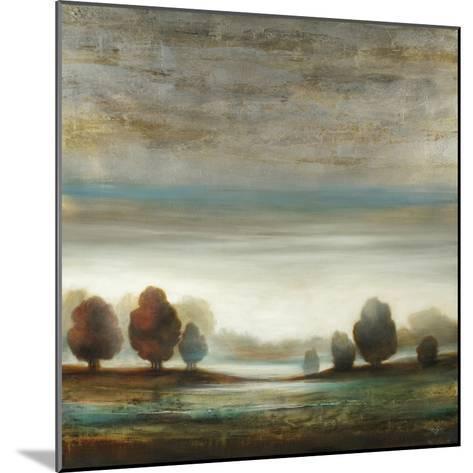 Warm Horizon-Pablo Rojero-Mounted Art Print