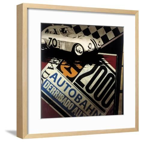 Vroom-Kc Haxton-Framed Art Print
