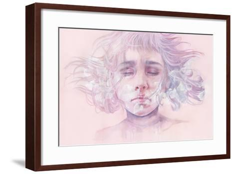 Eos-Agnes Cecile-Framed Art Print