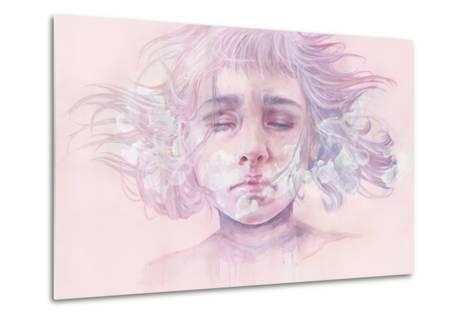 Eos-Agnes Cecile-Metal Print