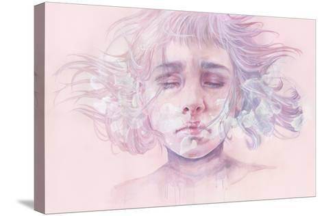 Eos-Agnes Cecile-Stretched Canvas Print