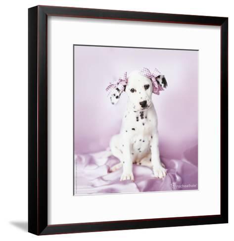 Daysha-Rachael Hale-Framed Art Print