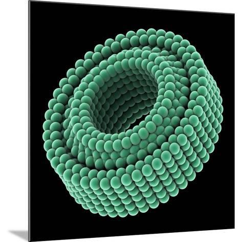 Nano-bearing, Artwork-Laguna Design-Mounted Photographic Print