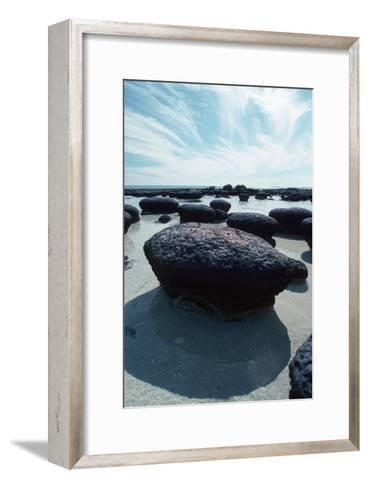 Stromatolites-Georgette Douwma-Framed Art Print