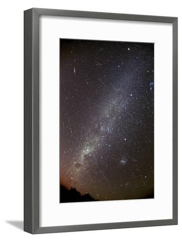 Leonid Meteors-Dr. Fred Espenak-Framed Art Print