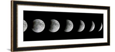 Lunar Eclipse-Dr. Fred Espenak-Framed Art Print