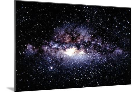 Central Milky Way In Constellation Sagittarius-Dr. Fred Espenak-Mounted Photographic Print
