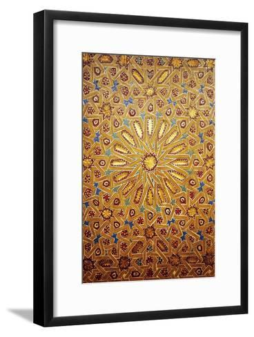 19th Century Moroccan Wall Feature-Peter Falkner-Framed Art Print