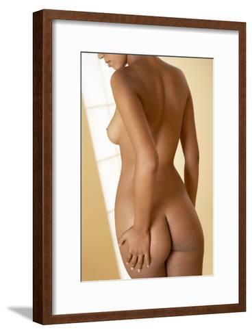 Nude Woman-Adam Gault-Framed Art Print