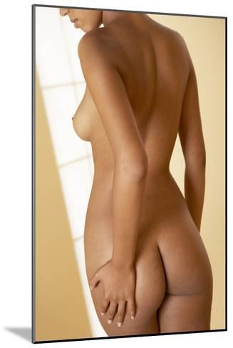 Nude Woman-Adam Gault-Mounted Photographic Print