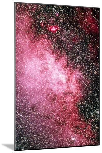 Milky Way Starfield-Dr. Juerg Alean-Mounted Photographic Print