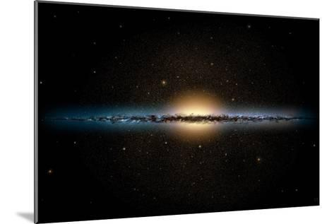 Milky Way Galaxy-Chris Butler-Mounted Photographic Print