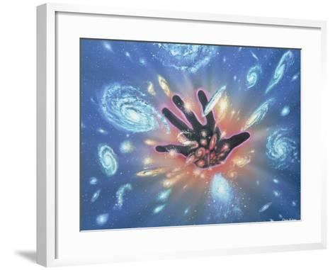 Big Bang-Chris Butler-Framed Art Print