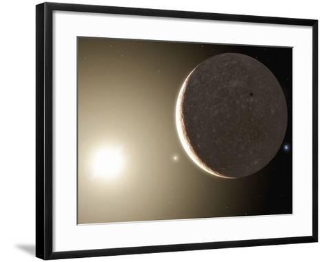 Mercury-Chris Butler-Framed Art Print