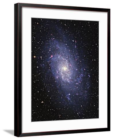 Pinwheel Galaxy (M33)-Slawik Birkle-Framed Art Print