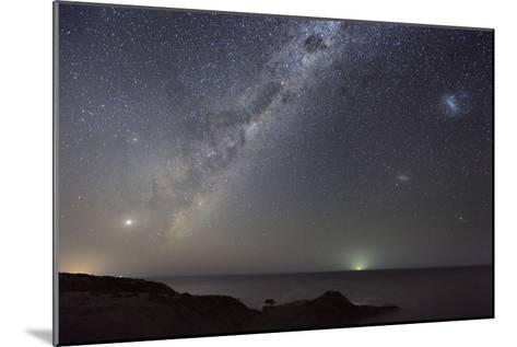 Milky Way Over Flinders, Australia-Alex Cherney-Mounted Photographic Print