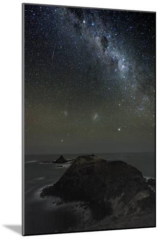 Milky Way Over Phillip Island, Australia-Alex Cherney-Mounted Photographic Print