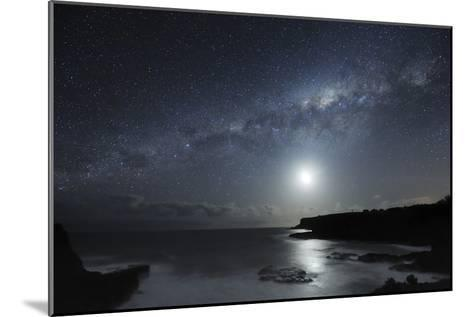 Milky Way Over Mornington Peninsula-Alex Cherney-Mounted Photographic Print