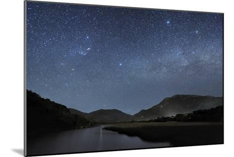 Milky Way Over Wilsons Promontory-Alex Cherney-Mounted Photographic Print