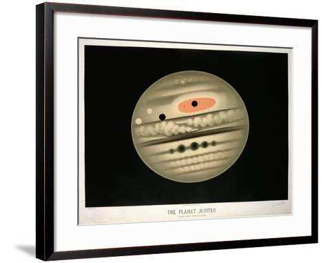 Jupiter, 1880-Science, Industry and Business Library-Framed Art Print