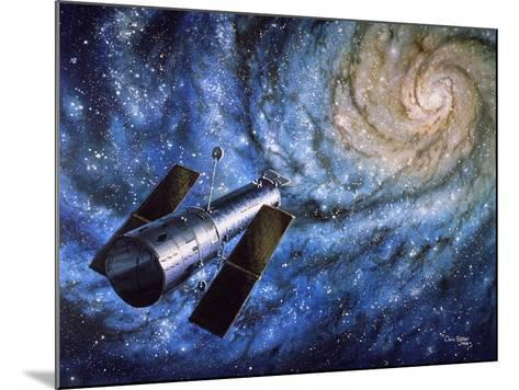 Hubble Telescope-Chris Butler-Mounted Photographic Print