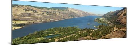 Columbia River Gorge, USA-Tony Craddock-Mounted Photographic Print