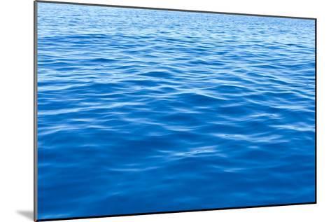 Calm Sea-Peter Chadwick-Mounted Photographic Print