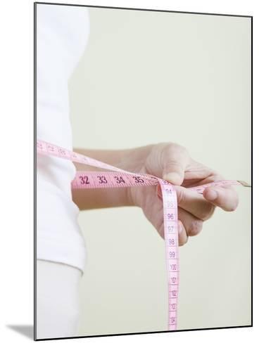 Weight Loss-Cristina-Mounted Photographic Print