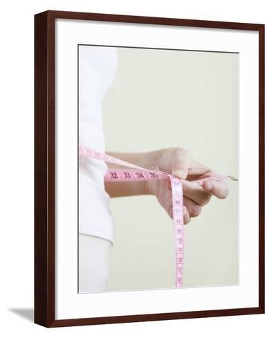 Weight Loss-Cristina-Framed Art Print