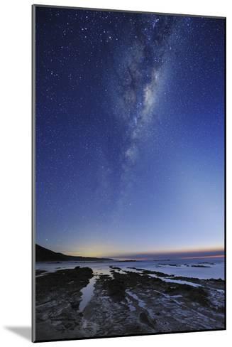 Milky Way Over Cape Otway, Australia-Alex Cherney-Mounted Photographic Print