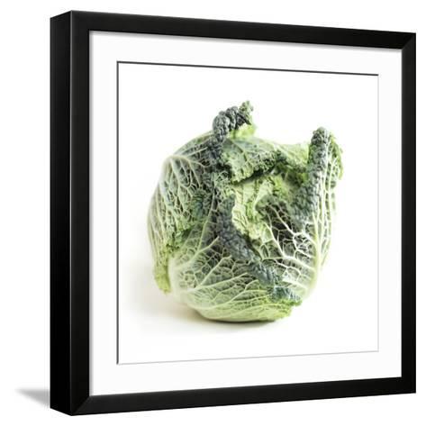 Cabbage-Cristina-Framed Art Print