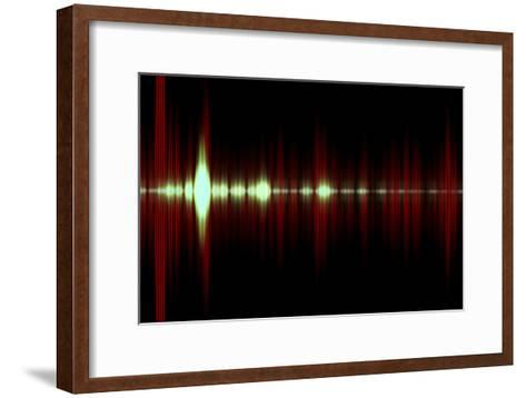 Voice Recognition-Christian Darkin-Framed Art Print