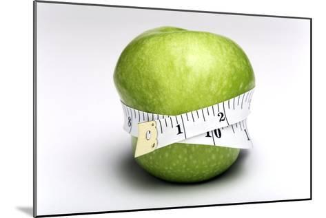 Weightloss, Conceptual Image-Victor De Schwanberg-Mounted Photographic Print