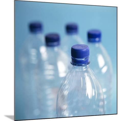 Plastic Water Bottles-Cristina-Mounted Photographic Print