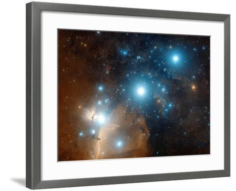 Orion's Belt-Davide De Martin-Framed Art Print
