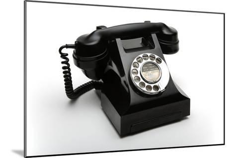 Bakelite Telephone-Victor De Schwanberg-Mounted Photographic Print