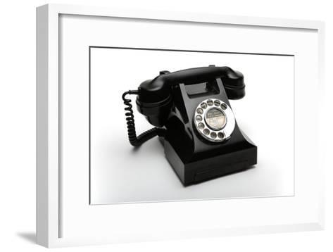 Bakelite Telephone-Victor De Schwanberg-Framed Art Print