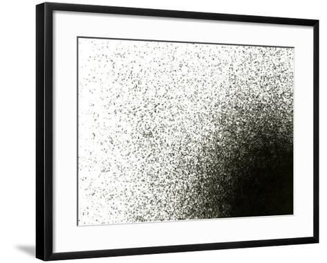 Entropy Shown by Dissipation-Victor De Schwanberg-Framed Art Print